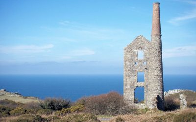 Walking with Poldark – join us to explore Cornwall's mining landscape in aid of the Julian Baring Scholarship