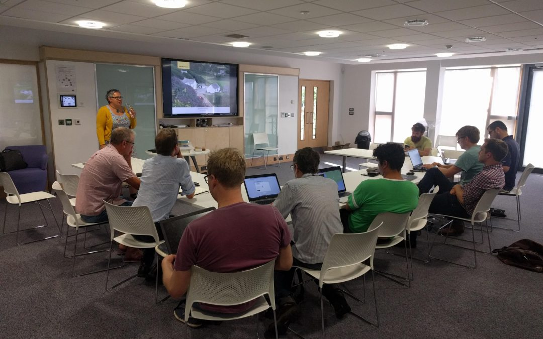 GIS Workshop by Clear Mapping Company