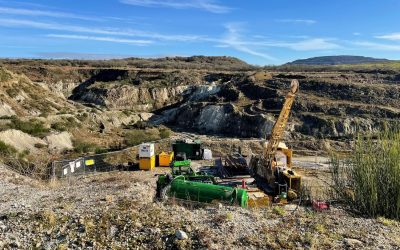 Cornish Lithium's second drilling campaign targets lithium in hard rock at Trelavour
