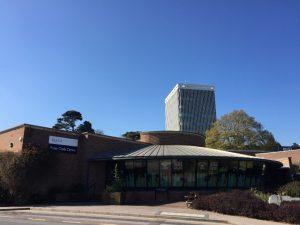Peter Chalk Centre - Venue for EIG 2022